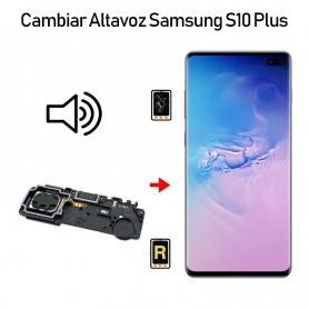 Cambiar Altavoz De Música Samsung galaxy S10 Plus
