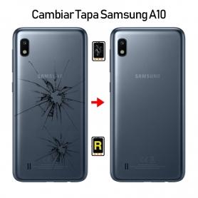 Cambiar Tapa Trasera Samsung galaxy A10