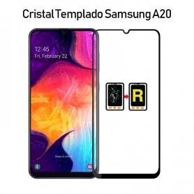 Cristal Templado Samsung Galaxy A20