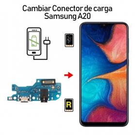 Cambiar Conector De Carga Samsung Galaxy A20