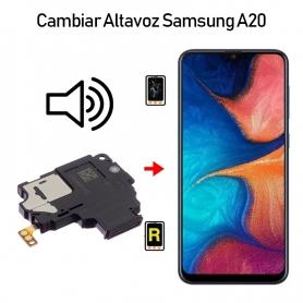 Cambiar Altavoz De Música Samsung Galaxy A20