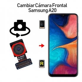Cambiar Cámara Frontal Samsung Galaxy A20