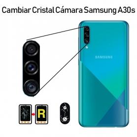 Cambiar Cristal Cámara Trasera Samsung Galaxy A30S