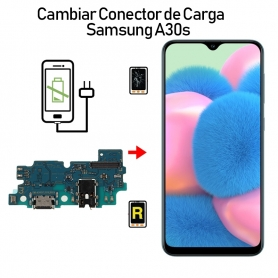 Cambiar Conector De Carga Samsung Galaxy A30S