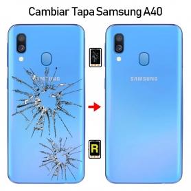 Cambiar Tapa Samsung A40 SM-A405F