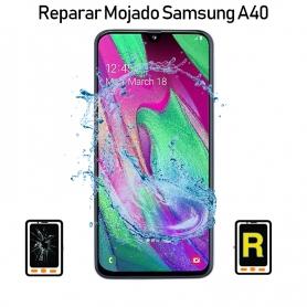 Reparar Mojado Samsung Galaxy A40