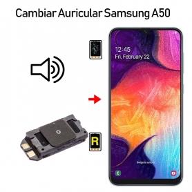 Cambiar Altavoz de LLmada Samsung A50