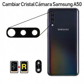 Cambiar Cristal Cámara Trasera Samsung Galaxy A50