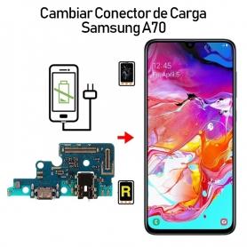 Cambiar Conector de carga Samsung Galaxy A70 SM-A705F