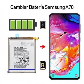 Cambiar Batería Samsung Galaxy A70 SM-A705F