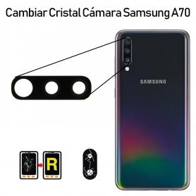 Cambiar Cristal Cámara Trasera Samsung Galaxy A70 SM-A705F