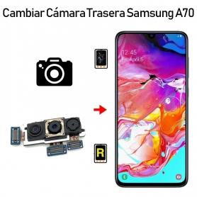 Cambiar Cámara Trasera Samsung Galaxy A70 SM-A705F