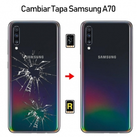 Cambiar Tapa Trasera Samsung Galaxy A70 SM-A705F