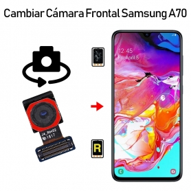 Cambiar Cámara Frontal Samsung Galaxy A70 SM-A705F