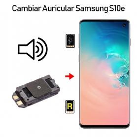 Cambiar Auricular De Llamada Samsung Galaxy S10E