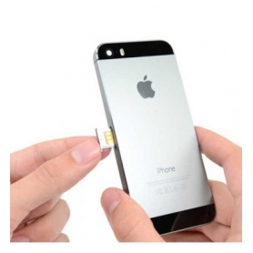 Cambiar lector sim iPhone 5S