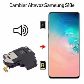 Cambiar Altavoz De Música Samsung Galaxy S10E