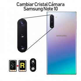 Cambiar Cristal de Cámara Trasera Samsung Galaxy Note 10 SM-N970F