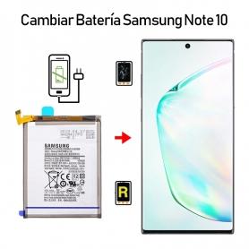 Cambiar Batería Samsung Galaxy Note 10 SM-N970F