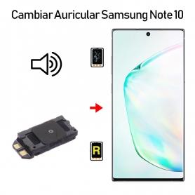Cambiar Auricular De Llamada Samsung Galaxy Note 10 SM-N970F