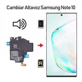 Cambiar Altavoz De Música Samsung Galaxy Note 10 SM-N970F