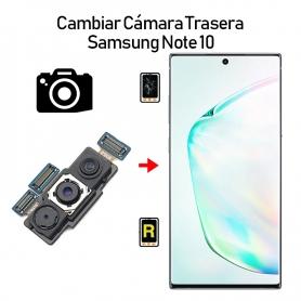 Cambiar Cámara Trasera Samsung Galaxy Note 10 SM-N970F