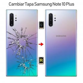 Cambiar Tapa Trasera Samsung Note 10 Plus SM-N975F