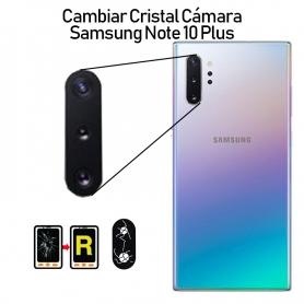 Cambiar Cristal de Cámara Trasera Samsung Note 10 Plus SM-N975F