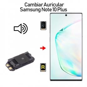 Cambiar Auricular De Llamada Samsung Galaxy Note 10 Plus SM-N975F
