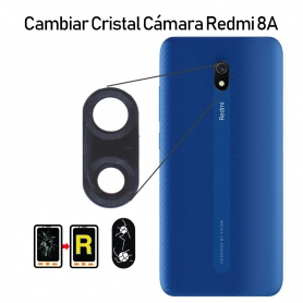 Cambiar Cristal De Cámara Redmi 8A