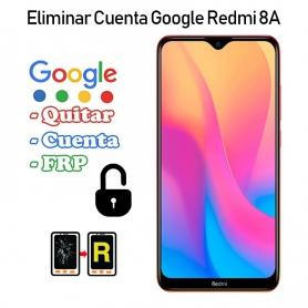 Eliminar Cuenta Google Redmi 8A