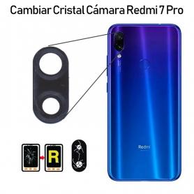 Cambiar Cristal De Cámara Redmi 7 Pro