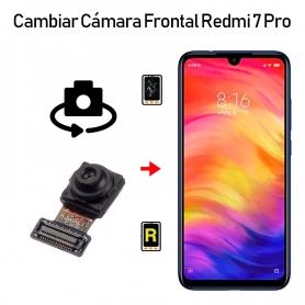 Cambiar Cámara Frontal Redmi 7 Pro