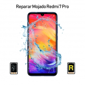 Reparar Mojado Redmi 7 Pro