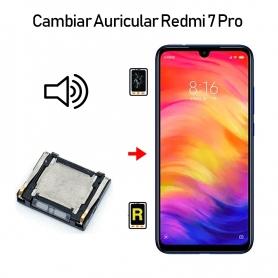 Cambiar Auricular De Llamada Redmi 7 Pro