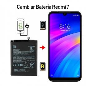 Cambiar Batería Redmi 7 M1810F6LG