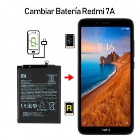 Cambiar Batería Redmi 7A M1903C3EC