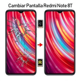 Cambiar Pantalla Redmi Note 8T