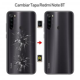Cambiar Tapa Trasera Redmi Note 8T