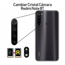 Cambiar Cristal de Cámara Redmi Note 8T