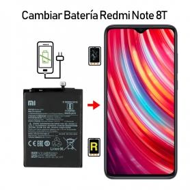 Cambiar Batería Redmi Note 8T