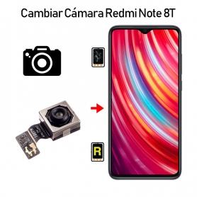 Cambiar Cámara Trasera Redmi Note 8T
