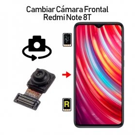 Cambiar Cámara Frontal Redmi Note 8T