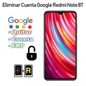Eliminar Cuenta Google Redmi Note 8T