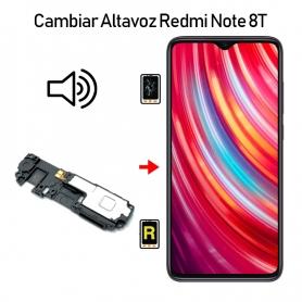 Cambiar Altavoz De Música Redmi Note 8T