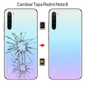 Cambiar Tapa Trasera Redmi Note 8