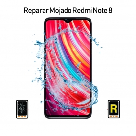 Reparar Mojado Redmi Note 8