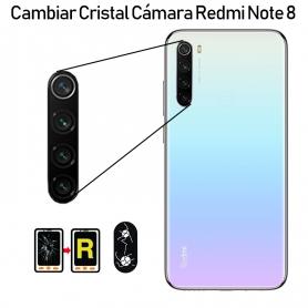 Cambiar Cristal Cámara Trasera Redmi Note 8
