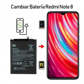 Cambiar Batería Redmi Note 8