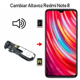 Cambiar Altavoz De Música Redmi Note 8